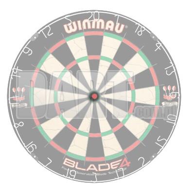 Bull's eye to 50 zdobytych punktów