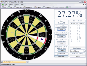 DartPro around the clock