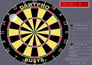 DartPro trening celowania