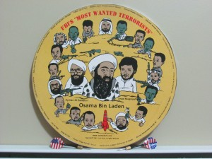Tarcza FBI'S Most Wanted Terrorists